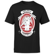 Rum Knuckles Victory Power T-Shirt - Black