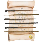 Harry Potter Dumbledore's Army Wand Collection