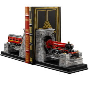 Harry Potter Hogwarts Express Hand Painted Bookends