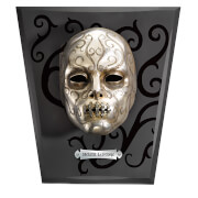 Harry Potter Bellatrix Lestrange's Mask with Wall Display