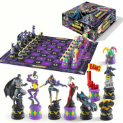 Ajedrez DC Comics Batman Dark Knight vs Joker