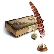 Harry Potter Hogwarts Writing Quill with Ink Pot and Ink