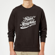 Rum Knuckles Signature Sweatshirt - Black - 3XL - Black