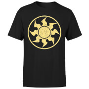 T-Shirt Homme Mana Blanc - Magic : The Gathering - Noir