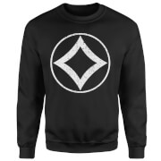 Magic The Gathering Mana Colourless Pullover - Schwarz