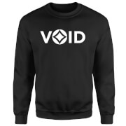 Magic The Gathering Void Pullover - Schwarz
