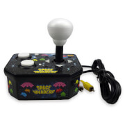 Console Arcade Space Invaders TV - Plug & Play