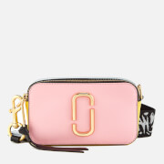 Marc Jacobs Women's Snapshot Cross Body Bag - Baby Pink