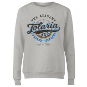 Magic The Gathering Tolaria Academy Women's Sweatshirt - Grey
