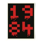 Image of 1984 Gaming Art Print