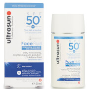Ultrasun Face Brightening Anti-Spot & Anti-Pollution Fluid Spf 50+
