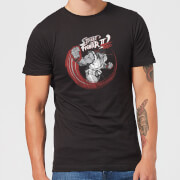 Street Fighter RYU Sketch Men's T-Shirt - Black