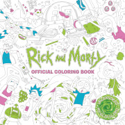 Rick and Morty Colouring Book (Paperback)