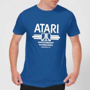 Atari Ent Tech Men's T-Shirt - Royal Blue
