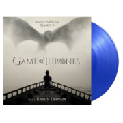 Vinyle Bande-Originale Game of Thrones - Saison 5 (Édition Colorée Tour)