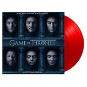 Vinyle Bande-Originale Game of Thrones - Saison 6 (Édition Colorée Tour)