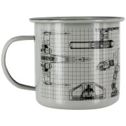 Star Wars Metal Mug