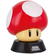 Super Mushroom 3D Light