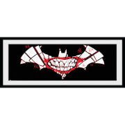 DC Comics Teeth 12 x 30 Inches Framed Photograph