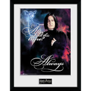 Harry Potter Snape Always 12 x 16 Inches Framed Photograph