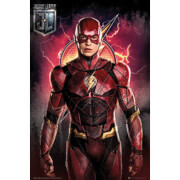 DC Comics Justice League Flash Solo Maxi Poster 61 x 91.5cm