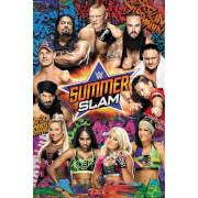 WWE Summerslam 2017 Maxi Poster 61 x 91.5cm