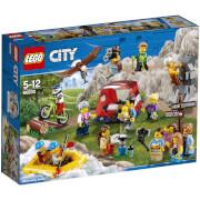 LEGO City: Stadtbewohner - Outdoor-Abenteuer (60202)