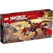 LEGO Ninjago: Le dragon Fistbourne (70653)