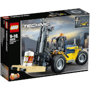 LEGO Technic: Schwerlast-Gabelstapler (42079)