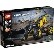 Lego Technic Volvo Concept Wheel Loader ZEUX (42081)