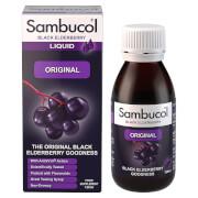 Купить Натуральный сок черной бузины Sambucol Original— без запаха 120мл