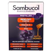 Sambucol Immuno Forte - Black Elderberry - 20 Pastilles