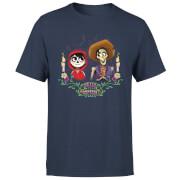 Disney Coco Miguel en Hector T-shirt - Navy