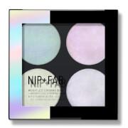 Палетка для стробинга NIP + FAB Make Up Highlighter Quad - Weightless Strobing 12 г фото