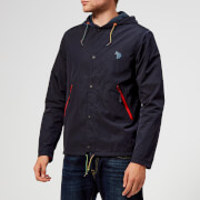PS Paul Smith Men's Coach Jacket - Dark Navy - M - Navy