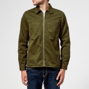 PS Paul Smith Men's Lightweight Jacket - Green - L - Green