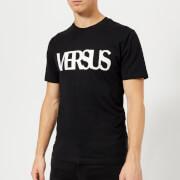Versus Versace Men's Original Logo T-Shirt - Black