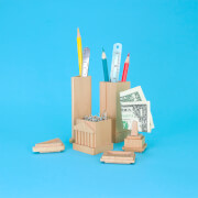 City Desk Tidy New York