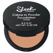 Купить Кремовая тональная основа Sleek MakeUP Creme to Powder Foundation 8, 5 г (различные оттенки) - C2P06
