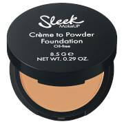 Кремовая тональная основа Sleek MakeUP Creme to Powder Foundation 8, 5 г (различные оттенки) - C2P07  - Купить