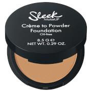Купить Кремовая тональная основа Sleek MakeUP Creme to Powder Foundation 8, 5 г (различные оттенки) - C2P08