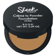 Купить Кремовая тональная основа Sleek MakeUP Creme to Powder Foundation 8, 5 г (различные оттенки) - C2P09