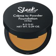 Купить Кремовая тональная основа Sleek MakeUP Creme to Powder Foundation 8, 5 г (различные оттенки) - C2P11