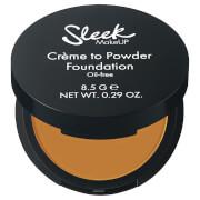 Купить Кремовая тональная основа Sleek MakeUP Creme to Powder Foundation 8, 5 г (различные оттенки) - C2P12