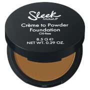 Купить Кремовая тональная основа Sleek MakeUP Creme to Powder Foundation 8, 5 г (различные оттенки) - C2P14