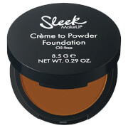 Sleek MakeUP Creme to Powder Foundation 8.5g (Various Shades) - C2P17