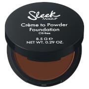 Sleek MakeUP Creme to Powder Foundation 8.5g (Various Shades) - C2P19