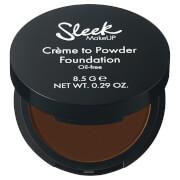 Купить Кремовая тональная основа Sleek MakeUP Creme to Powder Foundation 8, 5 г (различные оттенки) - C2P21