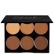 Купить Палетка для контурирования лица Sleek MakeUP Cream Contour Kit - Dark 12 г