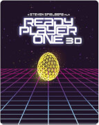 Ready Player One 3D (incluye versión 2D) - Steelbook Edición Limitada Exclusivo de Zavvi